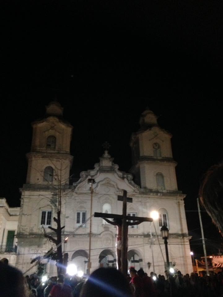 Viernes Santo en Pilar