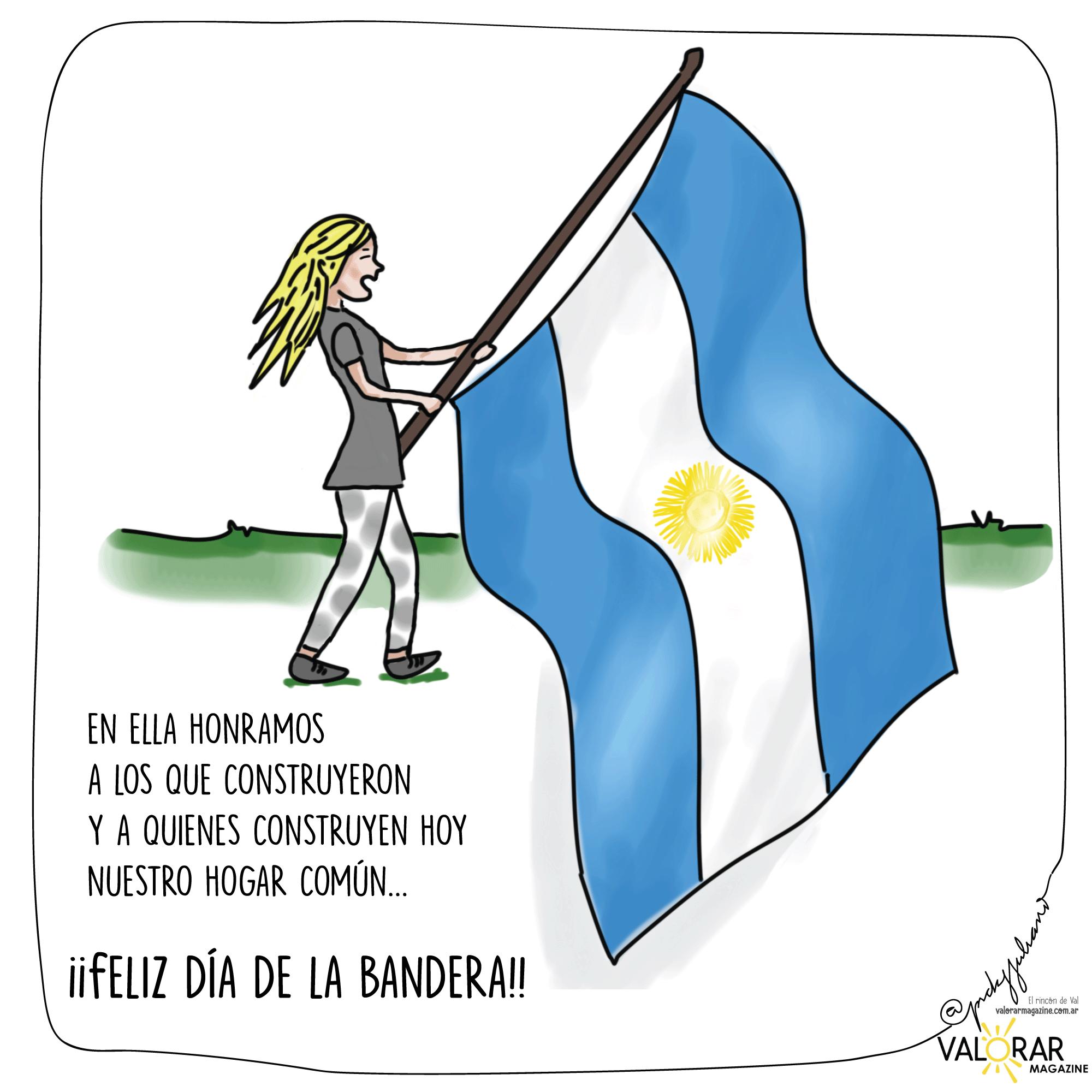 Val y la Bandera
