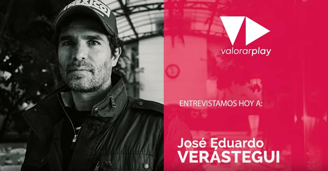 Eduardo Verástegui en Valorar Play